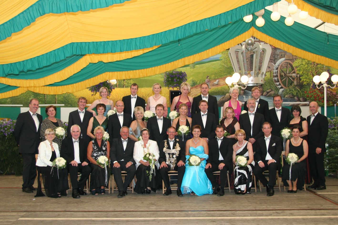 Throngemeinschaft 2011